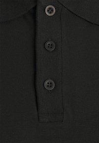 NU-IN - PLUS SHORT SLEEVE - Polo shirt - black - 2