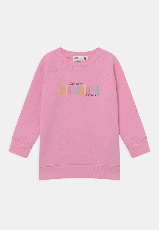 MINI LICENSE MILA CREW DISNEY - Mikina - cali pink