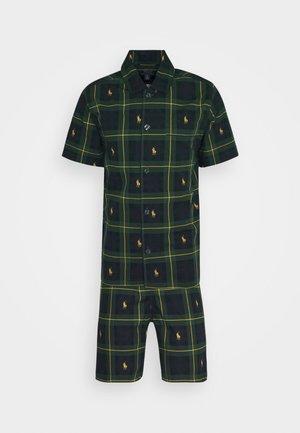 Pyjama set - gordon plaid