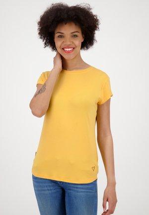 MIMMY - Basic T-shirt - amber