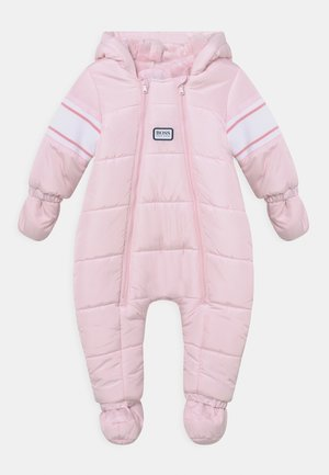 ALL IN ONE - Snowsuit - pinkpale