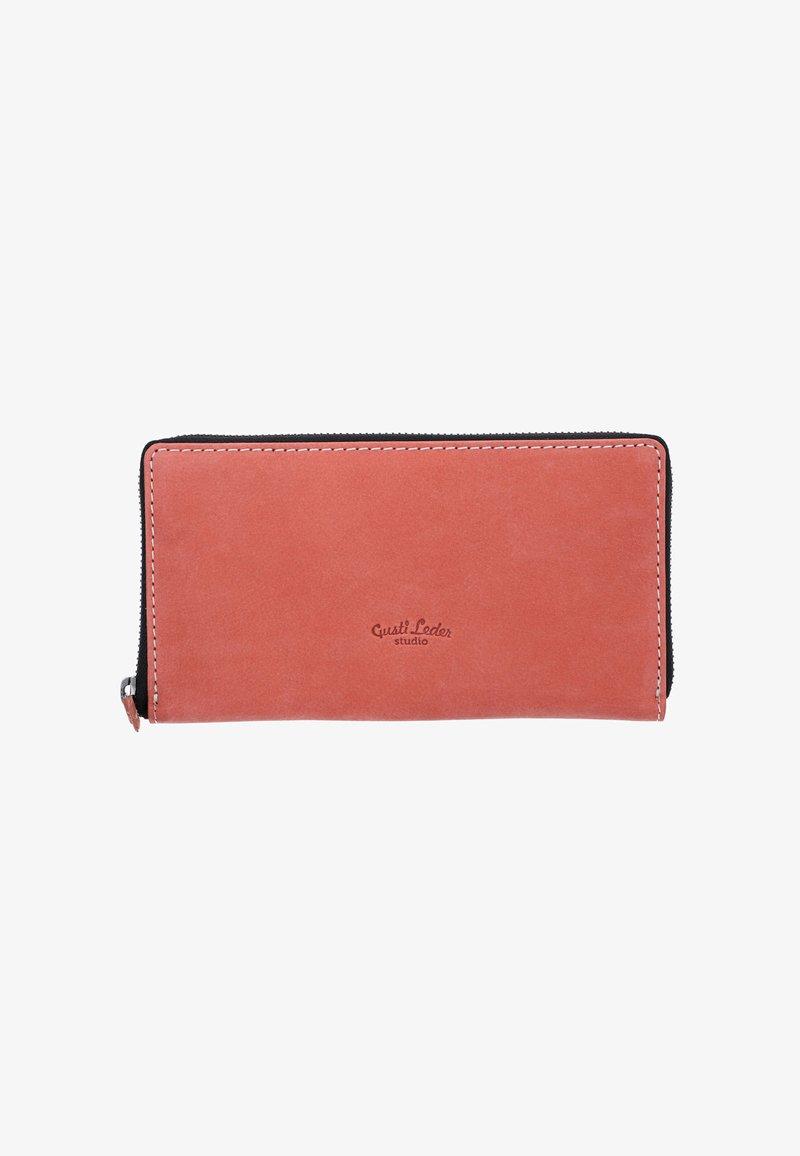 Gusti Leder - CARA - Wallet - pink