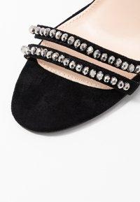 BEBO - NATALIE - Sandály na vysokém podpatku - black - 2