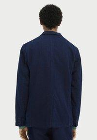Scotch & Soda - Blazer jacket - indigo - 2