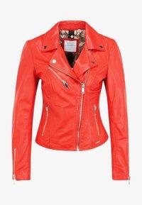 Rino&Pelle - Leather jacket - flame - 3