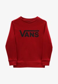 Vans - BY VANS CLASSIC CREW KIDS - Maglione - chili pepper - 2