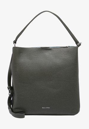 Handbag - dark green