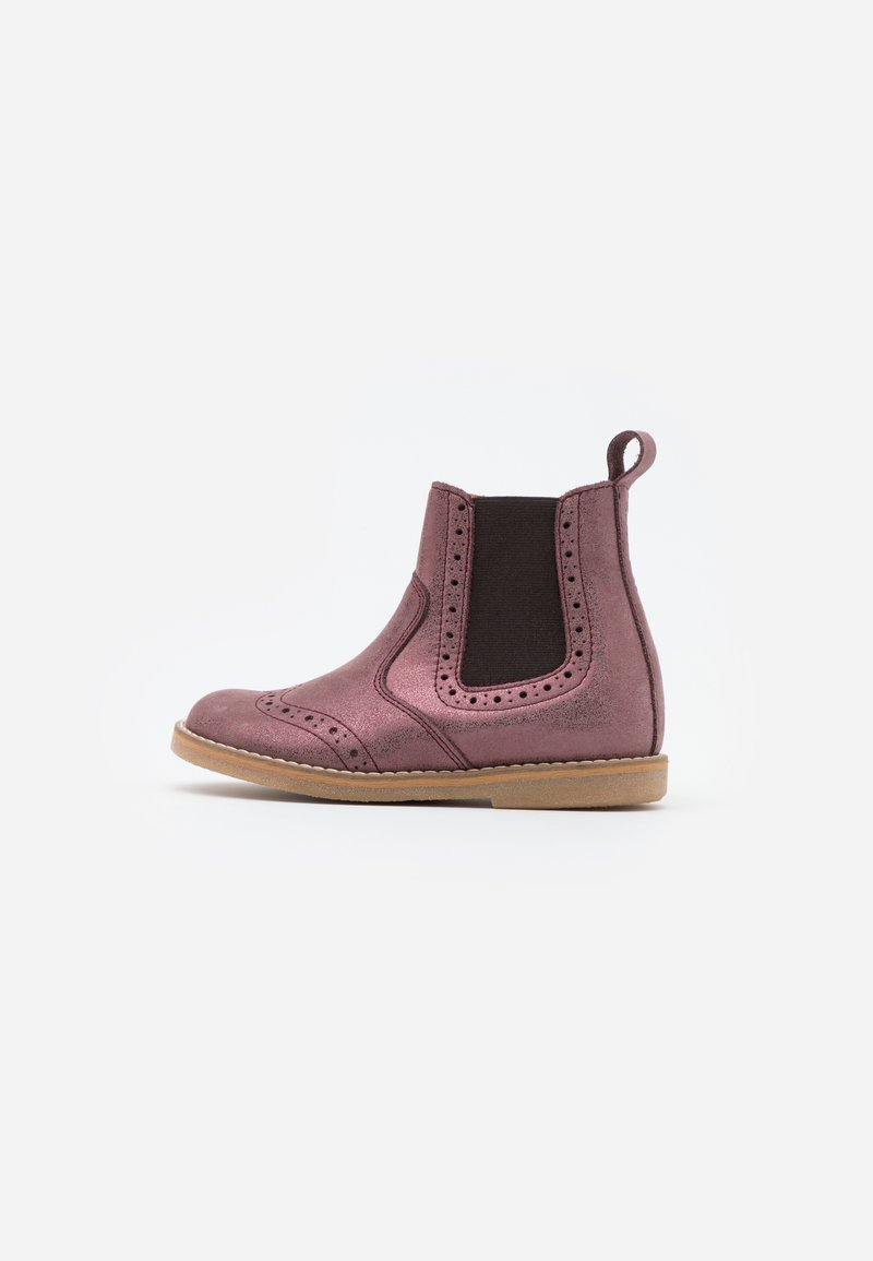 Froddo - CHELYS BROGUE NARROW FIT - Korte laarzen - pink
