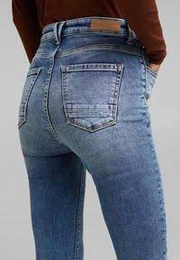 Esprit - Jeans Skinny - blue light washed - 4