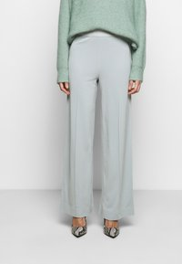 By Malene Birger - MIELA - Trousers - silver - 0