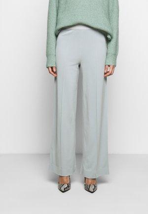 MIELA - Trousers - silver