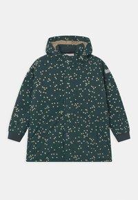 TINYCOTTONS - UNISEX - Winter coat - dark green/off-white - 0