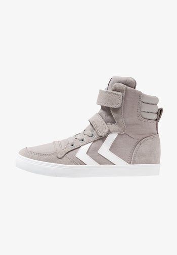 SLIMMER STADIL - High-top trainers - frost grey