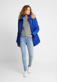 Superdry - ASHLEY EVEREST - Winter coat - cobalt - 1