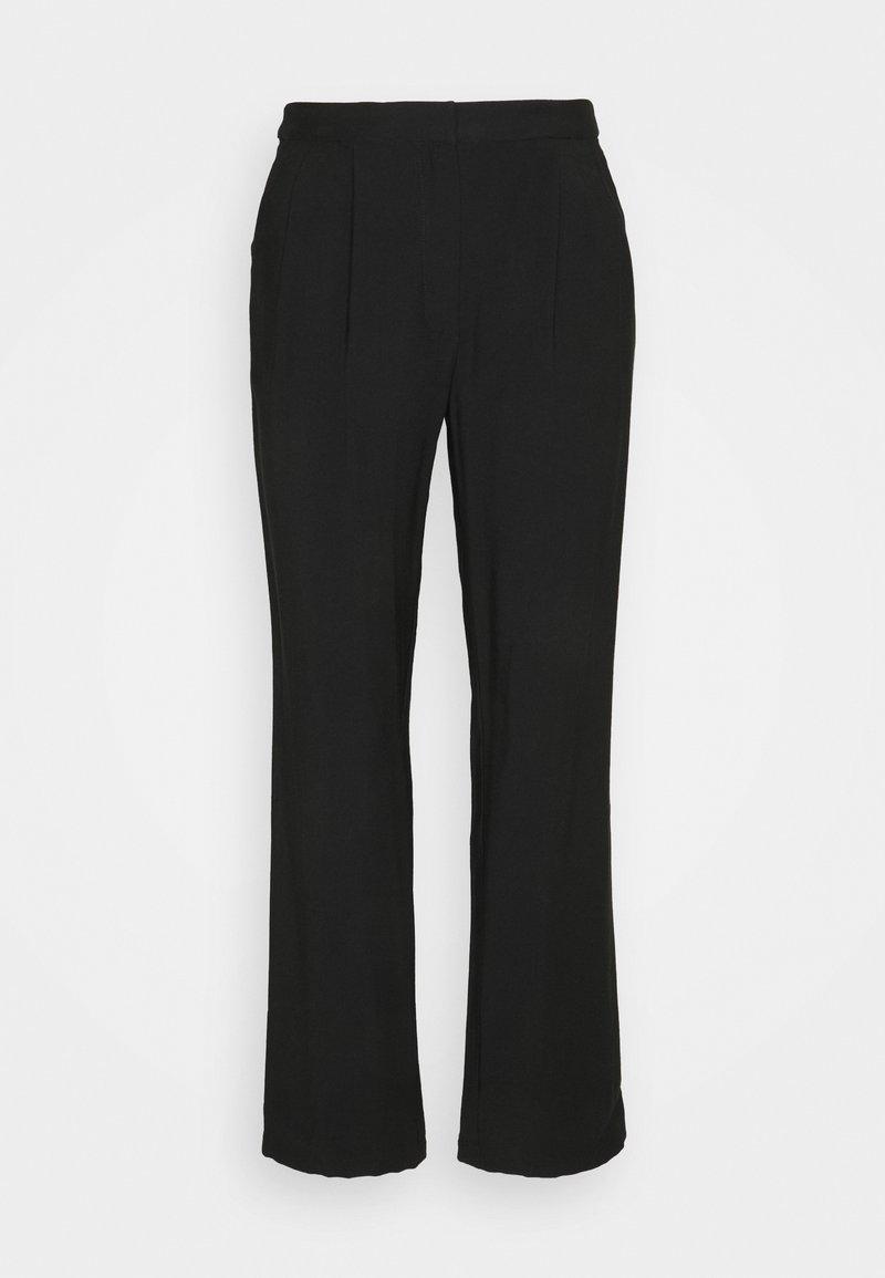 Anna Field - Business Pants - Bukser - black
