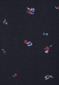 edc by Esprit - CORE - Print T-shirt - dark blue - 2