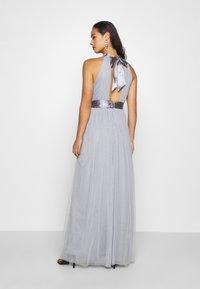 TFNC - ULA - Společenské šaty - grey blue - 2