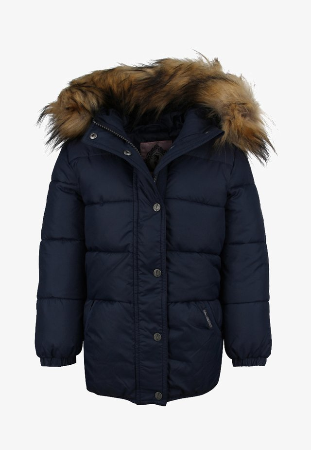 Winter jacket - dark blue