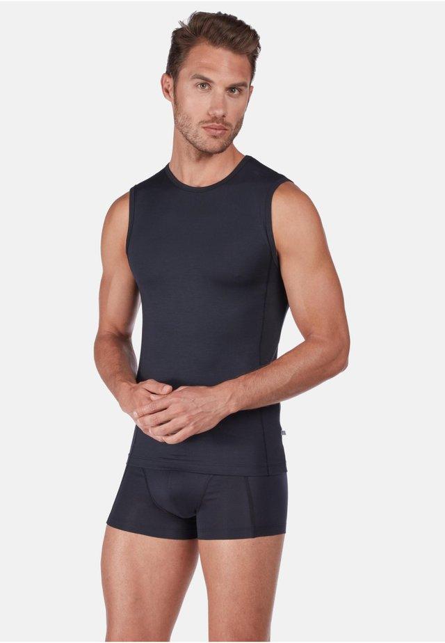 TYSON  - Undershirt - schwarz
