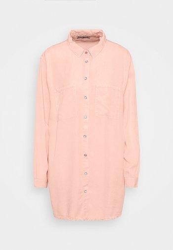 RACHEL - Košilové šaty - rose smoke wash