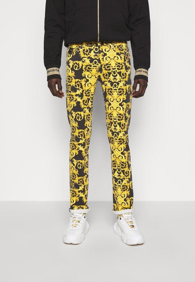 TUPO - Slim fit jeans - black
