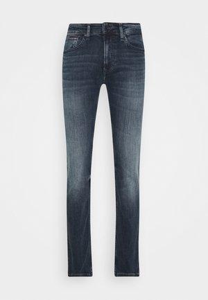 SCANTON SLIM - Slim fit jeans - king dark blue