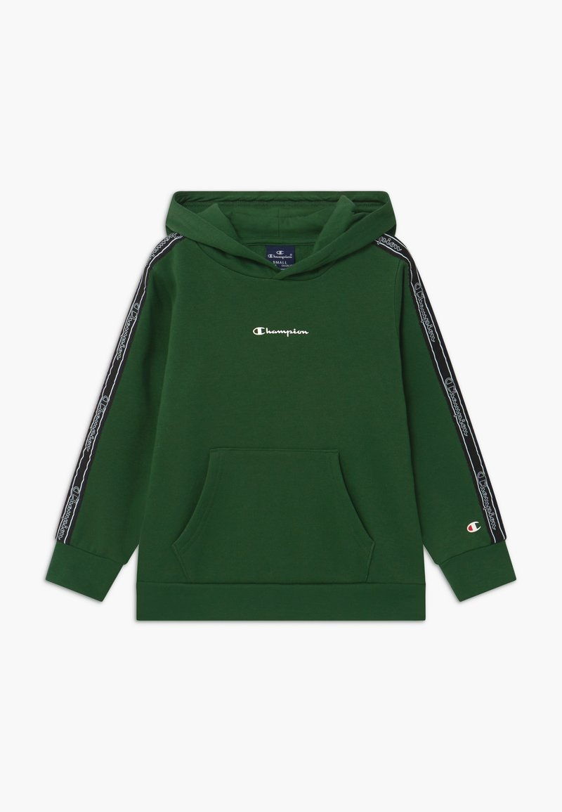 Champion - LEGACY AMERICAN TAPE HOODED - Bluza z kapturem - dark green