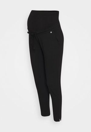 PANTS RELAX - Bukse - black