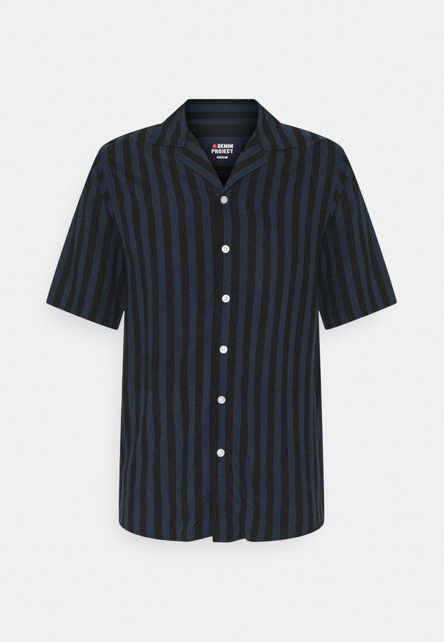 EL CUBA - Shirt - black/total eclipse