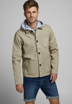 Light jacket - laurel oak
