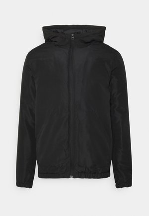 ASHPADDED - Winterjas - black