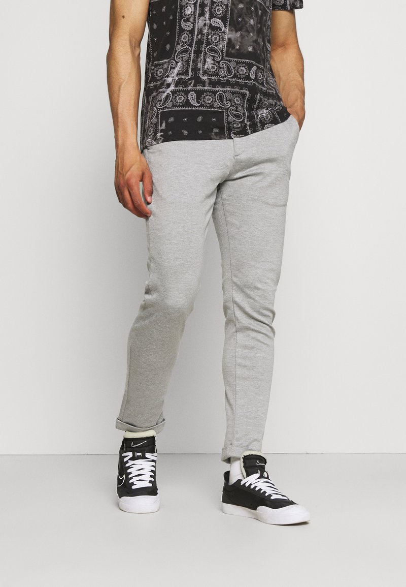 Replay - PANTS - Trousers - grey