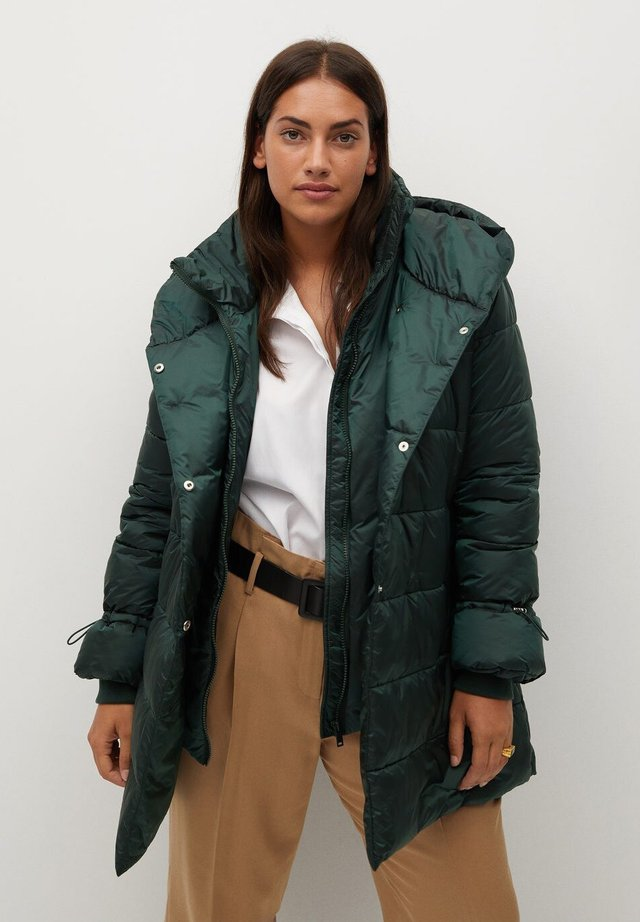 SOHO7 - Winter coat - dunkelgrün