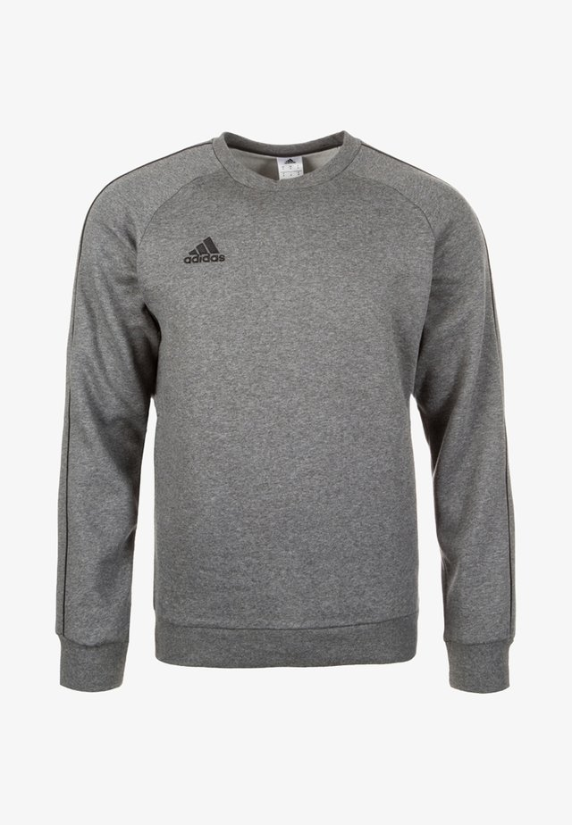 CORE ELEVEN FOOTBALL LONG SLEEVE PULLOVER - Sweatshirt - dark grey