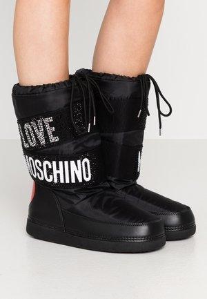 SKI  - Winter boots - nero