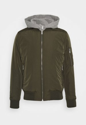 JACKSON - Winter jacket - medium green