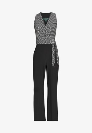 CLASSIC JUMPSUIT - Jumpsuit - black/colonial