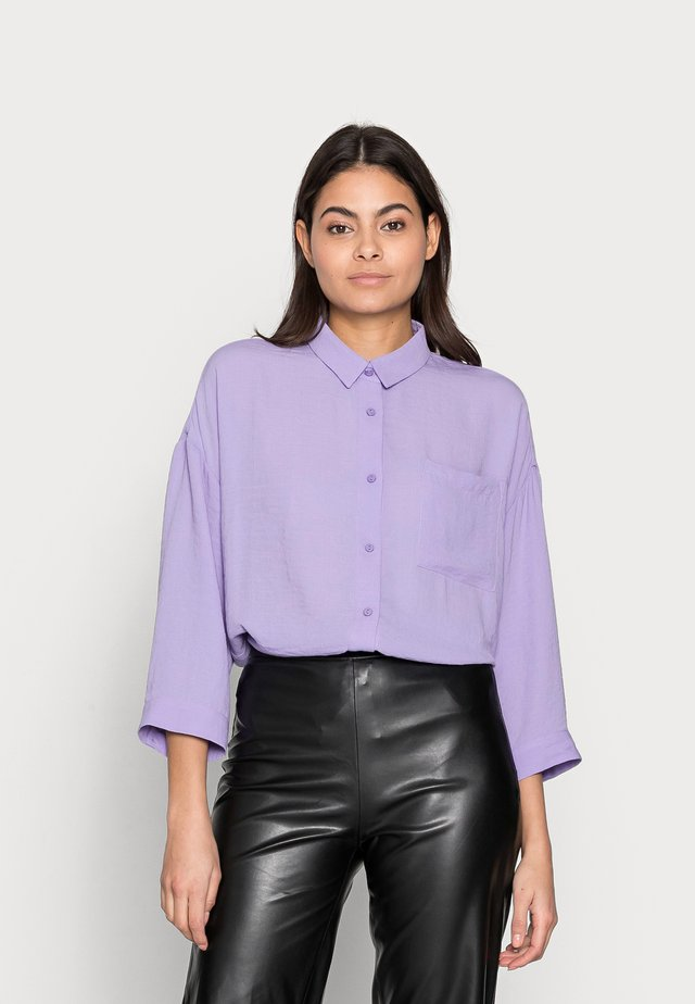 ALEXIS - Overhemdblouse - lavender