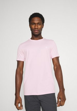 SHORT SLEEVE - Basic T-shirt - mauve chalk