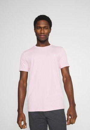 SHORT SLEEVE - T-shirt basique - mauve chalk