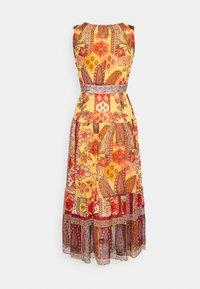 Derhy - SALEM DRESS - Długa sukienka - yellow - 1