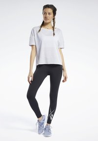 Reebok - Lux 2 Leggings - Collant - Black - 1