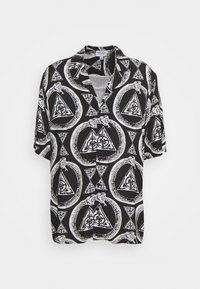 INFINTY SNAKE  - Shirt - black