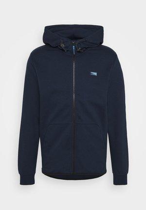 JCOAIR ZIP HOOD - Zip-up hoodie - navy blazer