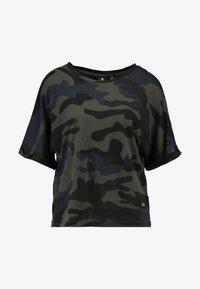 G-Star - GRAPHIC 16 JOOSA V T S/S - T-shirt - bas - black/grey - 5