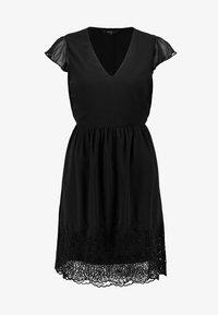 Vero Moda - VMAISHA DRESS - Hverdagskjoler - black - 4