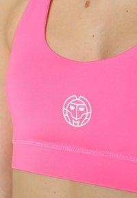 BIDI BADU - LETTY TECH  - Sportovní podprsenky s lehkou oporou - pink - 5
