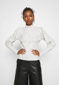 Fashion Union - PONDERAY - Jumper - grey - 0