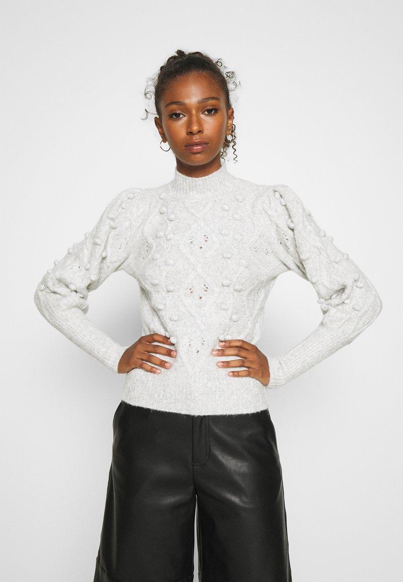 Fashion Union - PONDERAY - Jumper - grey