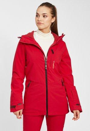 APO  - Snowboard jacket - rio red
